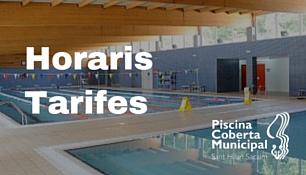 Sportgest piscina coberta municipal de sant hilari sacalm for Piscina municipal girona