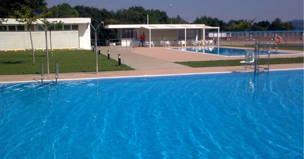 Sportgest netejador a piscina municipal de quart for Piscina municipal girona